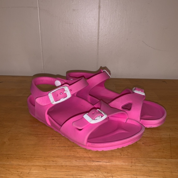 Birkenstock Kids Rio EVA Sandals Size 33 Size 33 = US size 2